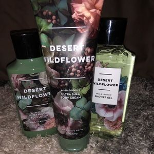 Desert Wildflower Collection, NWT
